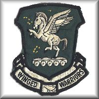 The original and first Chinook unit patch from the 11th Air Assault, 228th Assault Support Helicopter Battalion, formed at Fort Benning, Georgia. The patch is from 1964.