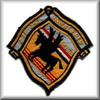 First unit patch of the 271st Assault Support Helicopter Company.