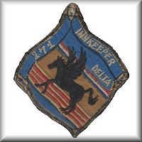 Second unit patch of the 271st Assault Support Helicopter Company.