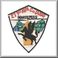 Third unit patch of the 271st Assault Support Helicopter Company.