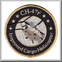 Flipper unit patch, circa 2008.